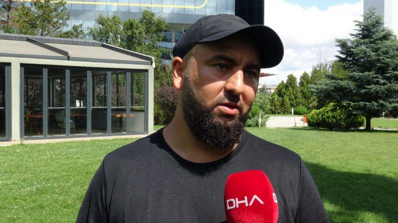 (ÖZEL) UBO Dünya Şampiyonu boksör Serdar Avcı'nın hedefi önce gümüş sonra altın kemer
