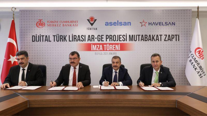 TCMB 'Dijital Türk Lirası İşbirliği Platformu' oluşturdu/ Fotoğraf