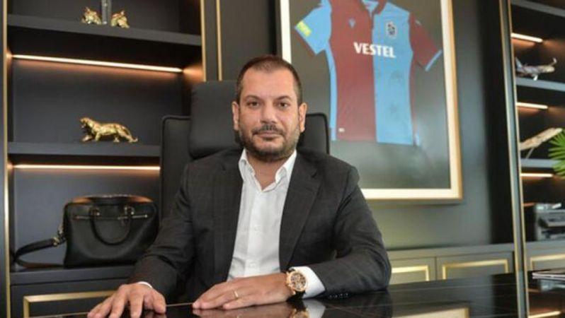 Trabzonspor Başkan Yardımcısı Doğan: Şaibelerden ve soru işaretlerinden arınmış bir sezon istiyoruz