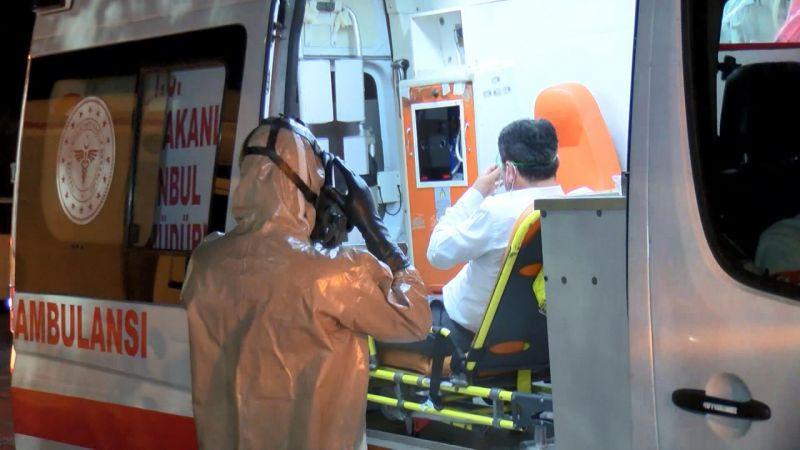 Esenler'de boru patlayınca yüzme havuzuna aşırı klor aktı; 5 kişi hastaneye kaldırıldı