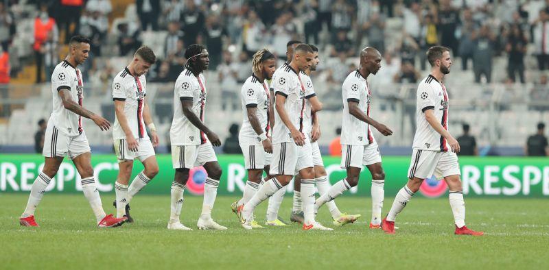 Beşiktaş, Antalya deplasmanına NecipMontero ikilisiyle çıkacak