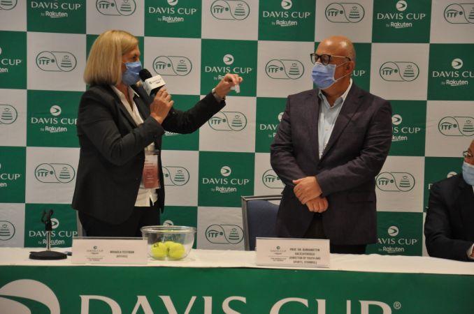 Davis Cup'ta kuralar çekildi