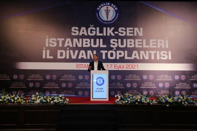 SağlıkSen Başkanı Durmuş'tan yüzde 20'lik zam açıklaması: Doktorların maaşı düşmeyecek