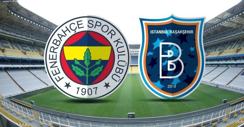 Fenerbahçe ve Başakşehir 27. kez karşılaşacak.