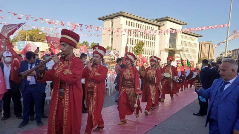 Zeytinburnu'nda Yeniden Refah Partisi kongresi düzenlendi