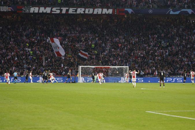 UEFA Şampiyonlar Ligi: Ajax: 1 - Beşiktaş: 0 (Maç devam ediyor)