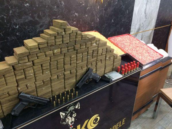 İstanbul'da 52 kilo uyuşturucu yakalandı