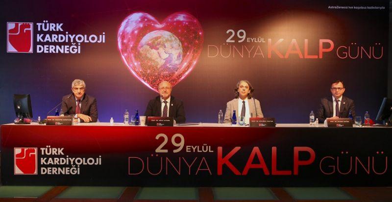 Türk Kardiyoloji Derneği'nden koronavirüs sonrası kalp muayenesi uyarısı