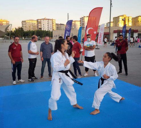 Diyarbakır'da Avrupa Spor Haftası etkinlikleri son buldu