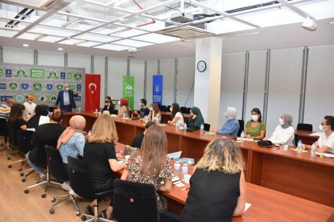 Bursa Kent Konseyi'nden Proje Yazma Eğitimi