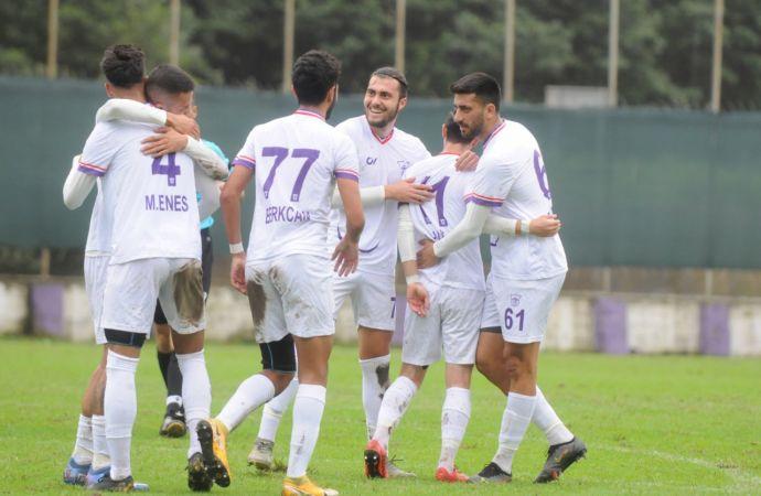 Yomraspor  Malatya Yeşilyurt Belediyespor: 40 (Ziraat Türkiye Kupası)