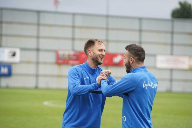 Çaykur Rizespor, Galatasaray maçı hazırlıklarını sürdürdü