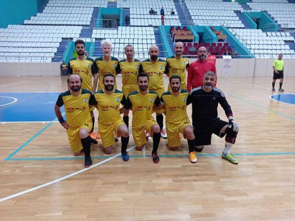 Futsalda zirvenin sahibi Nilüfer Belediyesi GESK