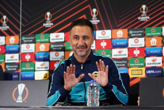 """Vitor Pereira: """"Çok güçlü ve büyük bir kulüple oynayacağız"""""""
