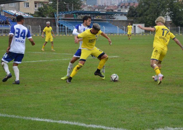 Ziraat Türkiye Kupası: Fatsa Belediyespor: 1 - Beyoğlu Yeni Çarşı Futbol Kulübü A.Ş: 0