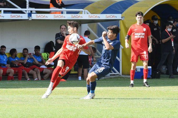 Ziraat Türkiye Kupasında Bergama Belediyespor penaltılarla güldü