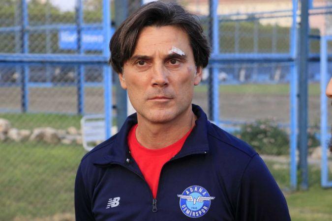 """Vincenzo Montella: """"Genel olarak baktığımızda iyi bir performans gösterdik"""""""