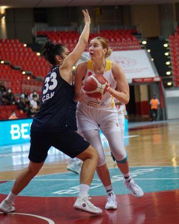Erciyes Cup: Bellona Kayseri Basketbol: 67 ÇBK Mersin Yenişehir Belediyespor: 66