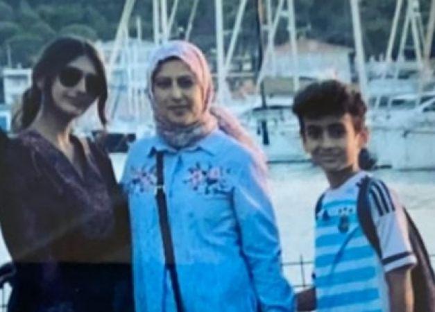 Anne ve iki çocuğu evlerinde ölü bulundu