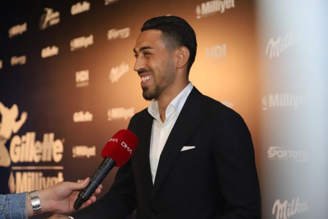 (ÖZEL) İrfan Can Kahveci: İnşallah sezon sonunda şampiyon oluruz