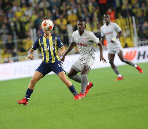 Fenerbahçe  Olympiakos (FOTOĞRAFLAR)