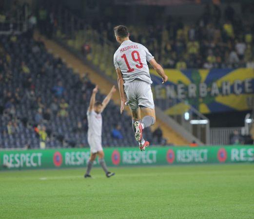 Fenerbahçe  Olympiakos (EK FOTOĞRAFLAR)