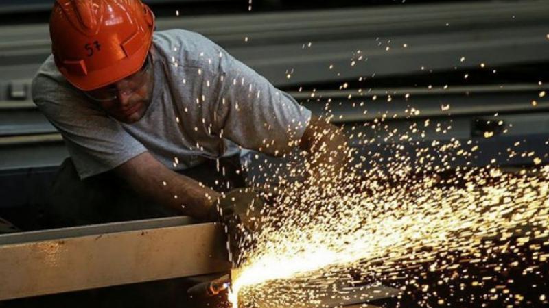 Türkiye'de Sanayi üretimi yıllık yüzde 13,8 arttı