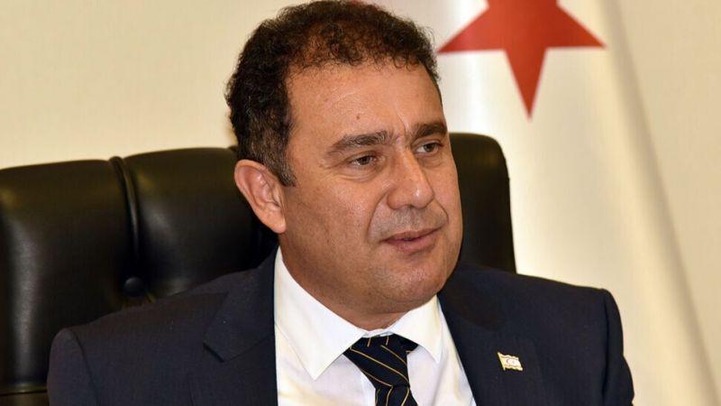 KKTC'de Başbakan Saner istifasını verdi