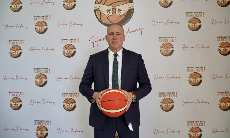 (ÖZEL) Harun Erdenay: Son 5 yılda basketboldaki düşüşü görüyoruz