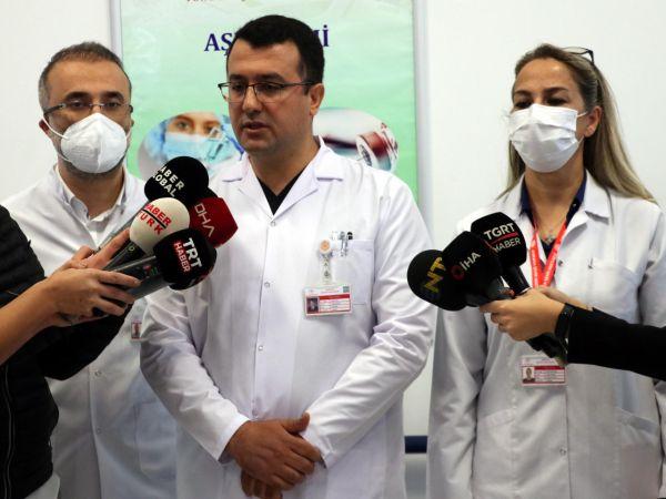 Doç. Dr. Ateş: Turkovac'ın güvenli olduğu saptandı