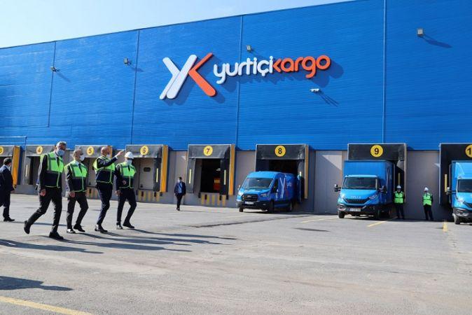 Yurtiçi Kargo otomasyon merkezinin açılışını yaptı