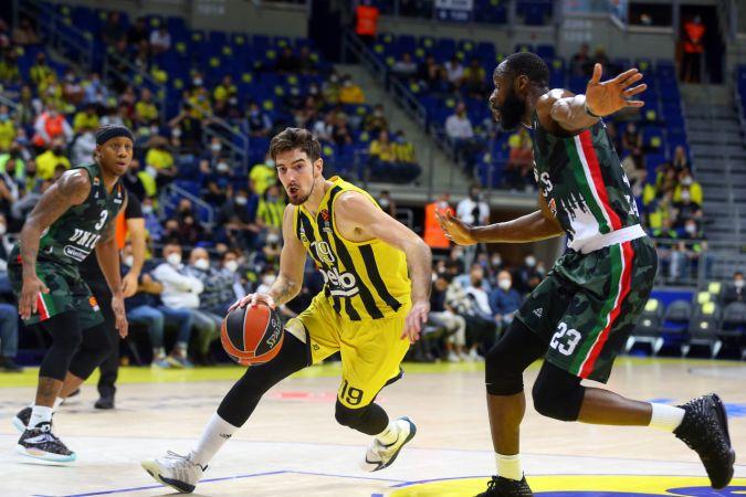 Fenerbahçe Beko  UNICS Kazan: 8041