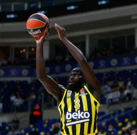 Fenerbahçe Beko  UNICS Kazan: 8041 (EK FOTOĞRAFLAR)