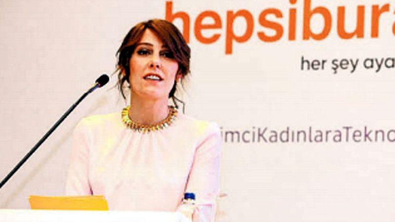 Hepsiburada'nın kurucusu Hanzade Doğan, 'Dünyanın En Güçlü Kadınları' listesinde