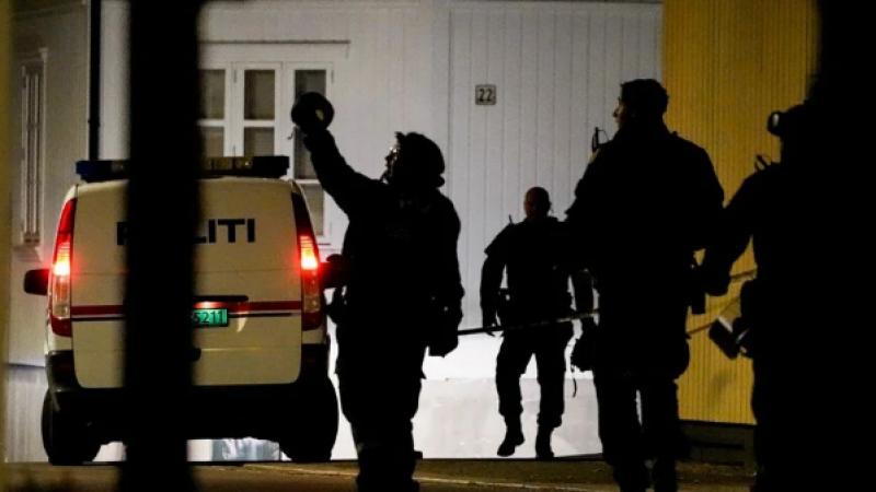 Norveç'te oklu saldırı sonucu 5 kişi hayatını kaybetti!