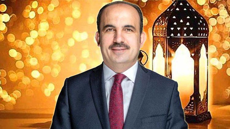 Konya Büyükşehir Belediye Başkanı Altay, Ramazan Bayramı'nı kutladı