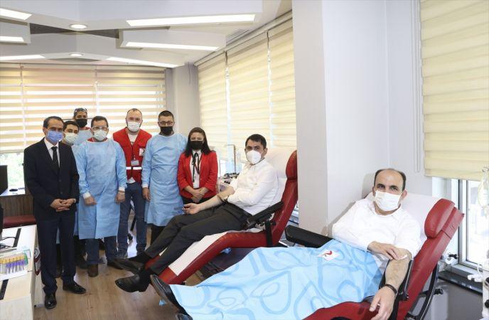 Çevre ve Şehircilik Bakanı Murat Kurum Konya'da