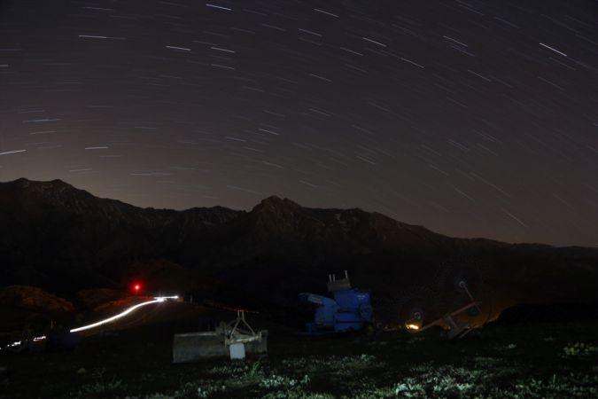 Bolkar Dağlarında gece güzelliği