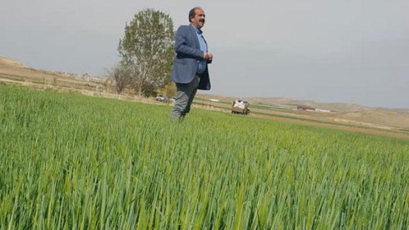Abdullah Çelik: Mahsuller Yeşermeden Kuruyor