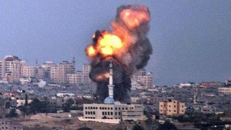 Katil İsrail'in Gazze saldırılarında bir haftalık acı bilanço: 200 şehit, 1307 yaralı