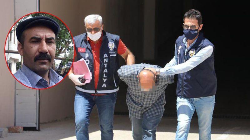 Güvenlik görevlisini öldürdüğü iddia edilen zanlı yakalandı: İkinci cinayetiymiş