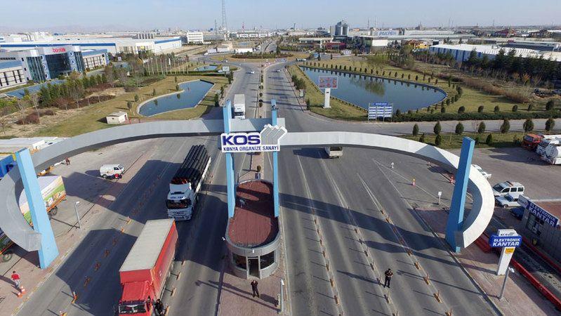 """Türkiye'nin 500 Büyük Sanayi Kuruluşu Listesi""""nde Konya'dan 8 firma yer aldı"""
