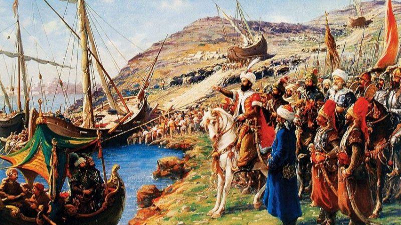 Kutlu İstanbul fethinin 568. yıl dönümü