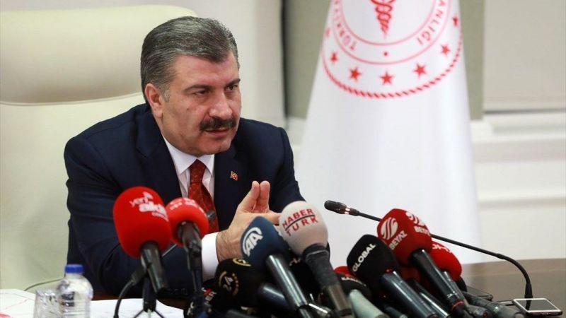 Sağlık Bakanı Koca aşılama programındaki yeni dönemi duyurdu