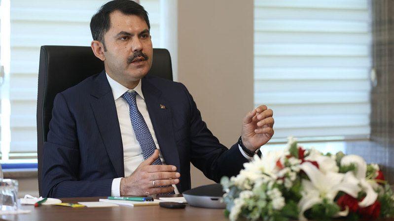 Murat Kurum: Konya, Ereğli ve diğer ilçeleri isleme istasyonları ile takip ediyoruz