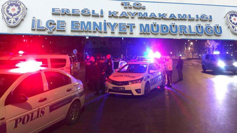 Yıllardır Ereğli'de çalışan Polislerin tayini çıktı