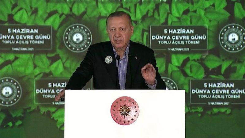 Cumhurbaşkanı Recep Tayyip Erdoğan: Tıpkı Konya gibi…