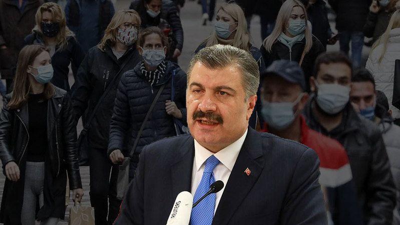Sağlık Bakanı Koca'dan son dakika kapanma açıklaması