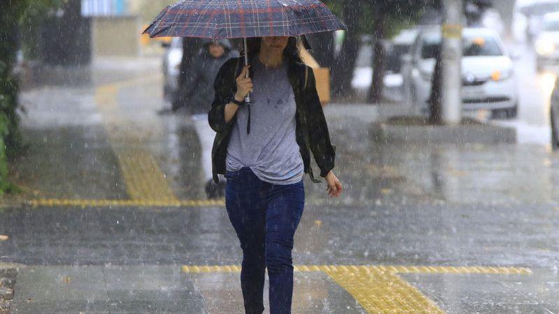 Yeni Bir Yağışlı Hava Geliyor