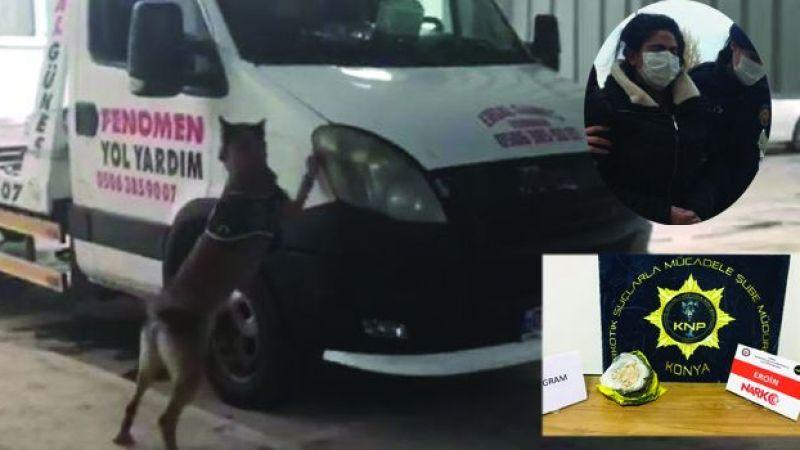 Polis 3 kilo eroin yakaladı, zanlılardan biri yine Kadir Şeker olayıyla bağlantılı çıktı